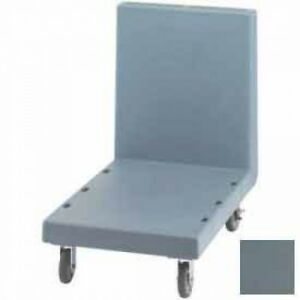 Cambro 2436uth401 Utility Truck With Handle Slate Blue