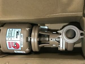 Brand New Taco 110 24s Stainless Steel Three piece Circulator Pump 1 12 Hp