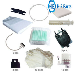 Usa H e Parts Cleaning Maintenance Kit For Roland Xc 540 Sj 1045ex Lec 540