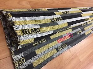 Aftermarket Recaro Car Seat Fabric