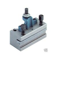 New Cut off Holder A For 40 Position Qc Tool Post B