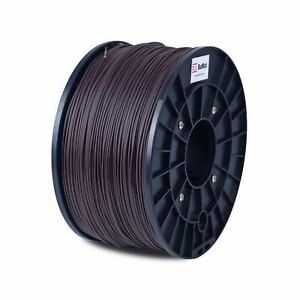 Bumat Pla 1 75mm 1kg 2 2lb Brown Filament Printing Material Supply Spool Fo