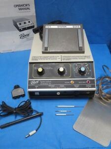 Bovie Specialist Electrosurgical Unit Esu Complete With Accessories
