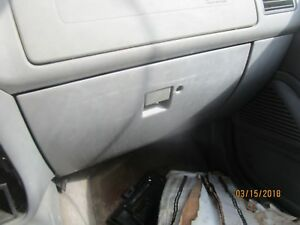 Glove Box With Latch Isuzu Rodeo 4x4 95 96 97 Gray 4x2 Passport