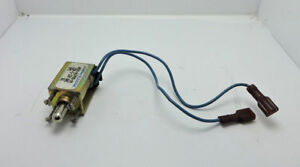 Berkel Meat Slicer Part 2675 00726 Solenoid Assembly