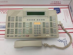 Northern Telecom Nt6g00ae35 20 Button Attendant Console