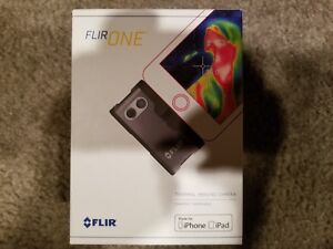 New Flir One For Ios Personal Thermal Imager