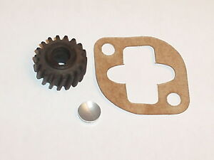 New Ford 1928 48 3 54 Speedometer Drive Gear Conversion Set Flathead Turtle Sw