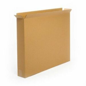10 Pack Cardboard 30x5x24 Box Packing Perfect For Most Pictures Painting Art New