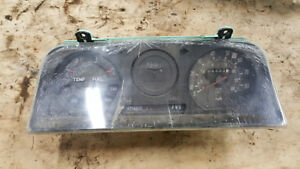 79 80 81 Toyota Pickup Gauge Cluster 20r 22r No Tach Manual Transmission Speedom