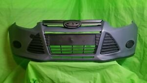 2012 2013 2015 2014 Ford Focus Front Bumper Complete With All Grills