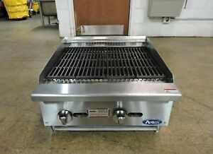 Atosa Atrc 24 Commercial 24 Radiant Gas Charbroiler