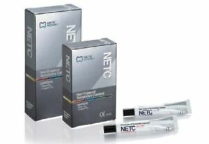Netc Dental Non Eugenol Temporary Cement By Meta Biomed