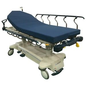 Stryker Patient Gurney 1005 M series Advance Emergency Stretcher Transporter