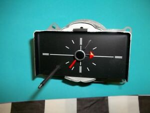 1966 Chrysler Imperial Clock