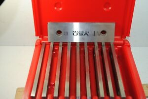 Super Precision 10 Pair Parallel Set Made In Usa