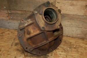 9 Inch Ford Differential Case C1aw 4025c Date Code 4b14 F100 1961 1962