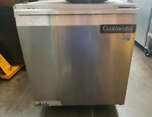 Continental Ucf 27 Commercial Undercounter Freezer