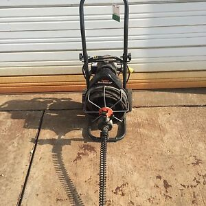 General Plumbing Mini rooter Xp Sewer Snake W Auto Feed