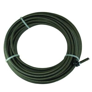 Long Drain Cleaning Pipe Cleaner Snake Clog Plumbing Sink Auger 50ft Replacement
