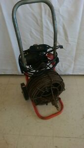 General Sewer Rodder Snake 50 X 1 2 Cable