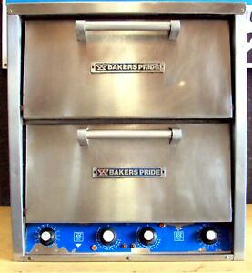 Bakers Pride P 44s Electric Countertop Pizza And Pretzel Oven 208v 1 Phase