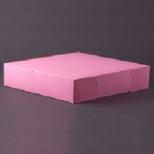 25 Count Pink 20x14 5x4 Bakery Or Cake Box