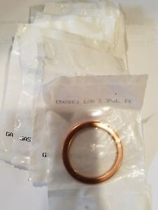 18 High Vacuum Copper Gasket For Cf Flange 2 3 4 Dia 1 16 Thick G 275
