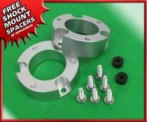 2 Front Leveling Lift Kit Strut Spacer For 2005 2020 Nissan Frontier 2wd 4wd