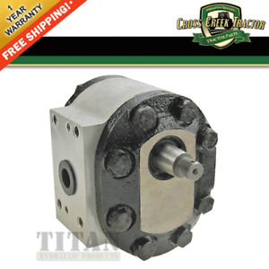 D8nn600fa New Hydraulic Pump For Ford Tractors Tw5 Tw10 Tw15 Tw20 Tw25