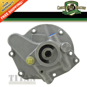 E0nn600ac New Hydraulic Pump For Ford Tractors 5610 6610 7610 6710 7710