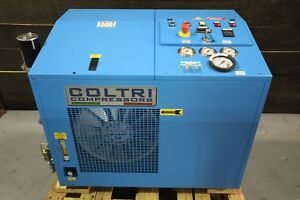 2013 Coltri Mch 16 et Compact High Pressure Scuba Paintball Air Compressor