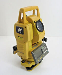 Topcon Gpt 3205nw Series Of Enhanced Performance Total Station For Surveying