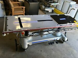 Stryker 1001 Stretcher Medical Healthcare Hospital Bed Gurney Trauma