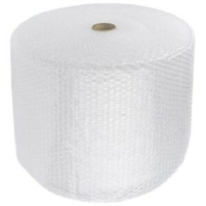 Bubble Roll 24 X 1 2 X 250 Large Bubbles Cushioning Wrap local Pick Up Only