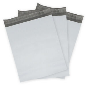 6 X 9 1 Poly Mailer Shipping Mailing Small Bags Self Seal 2 5 Mil Waterproof