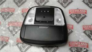 2015 2017 Dodge Charger Srt 8 Oem Overhead Console W o Sunroof W Homelink