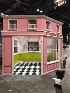 20 X 20 Custom Event Booth Playhouse Pop Up Shop Prop Store