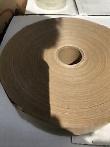 Brown Paper Packing Tape Moisture Activated