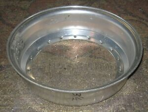 Compomotive Revolution Split Rim 3 Pc Wheel Section Barrel 13 X 3 5 Vintage Race