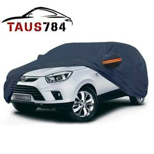 For honda Cr v Car Cover Ultimate Full Custom fit All Weather Protection