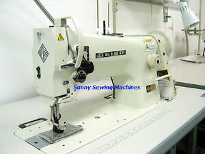 Seiko Sth 8bld 3 Walking Foot Leather Sewing Machine Made In Japan