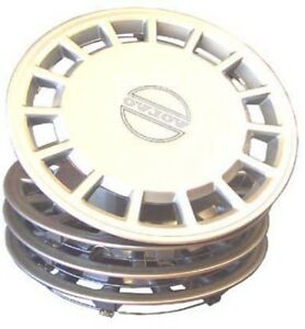 Volvo 240 244 245 Wheel Covers 15 Inch Set Of 4