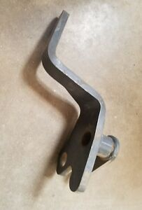 Case Quick Attach Mount Handle 308149a1 Skid Steer Loader Plate
