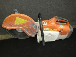 Stihl Ts 400 Concrete Cut Off Saw