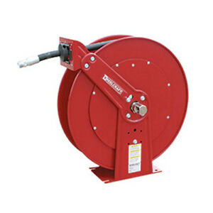 Reelcraft Pw81100 ohp 3 8 X 100 4800psi Pressure Wash Hose Reel With Hose