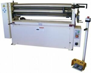 Gmc Power Plate Bending Roll Pbr 0412e