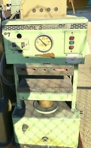 Hydraulic Press Phi 20 Ton Rubber Molding Platen