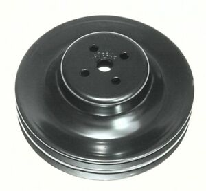 1966 68 3906656 Chevy Chevelle Camaro 396 427 Deep 2 Groove Water Pump Pulley
