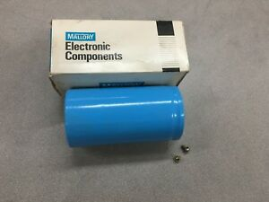 New In Box Mallory Capacitor Cgs242t450x5l